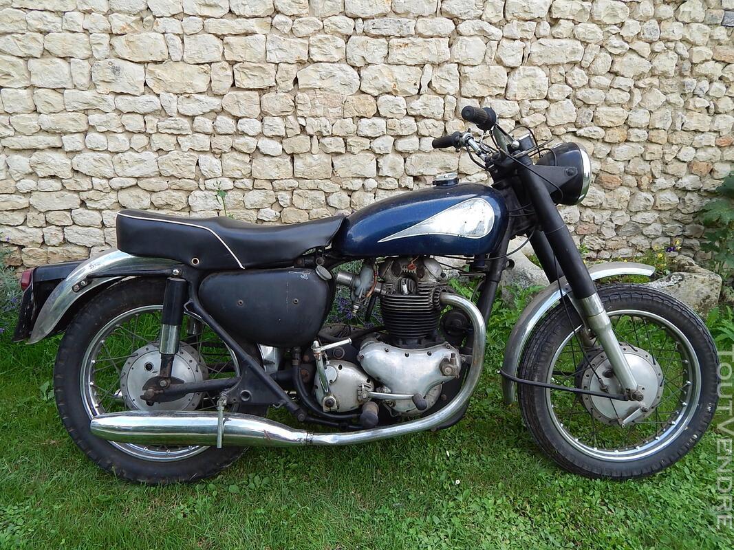 Pièces Neuves Motos Anglaises BSA Triumph Norton 412517654