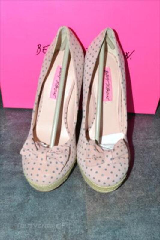 Pinup shoes rose à poids totalement neuve! en 36 84046284