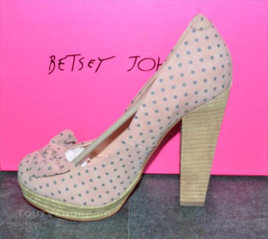 Pinup shoes rose à poids totalement neuve! en 36 84046285