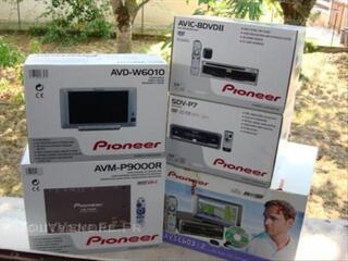 Pioneer AVM-P9000R + SDV-P7 + AVIC60D2 son 5.1 DD+DTS