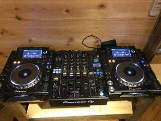 Pioneer Djm 900 Nxs 2 & Cdj 2000nxs