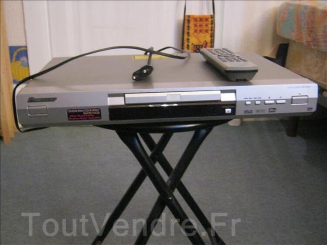 PIONEER DV-464 S (lecteur DVD) TBE 73110831