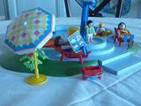Piscine playmobil N°3205-B