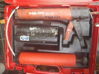 Pistolet de scellement chimique HILTI MD 2500