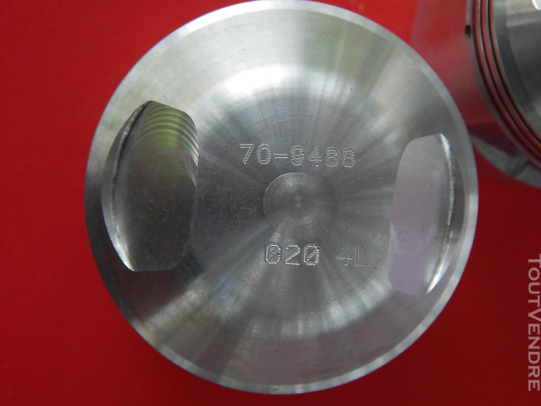 Pistons Neufs pour Moto Triumph Classique 575029603