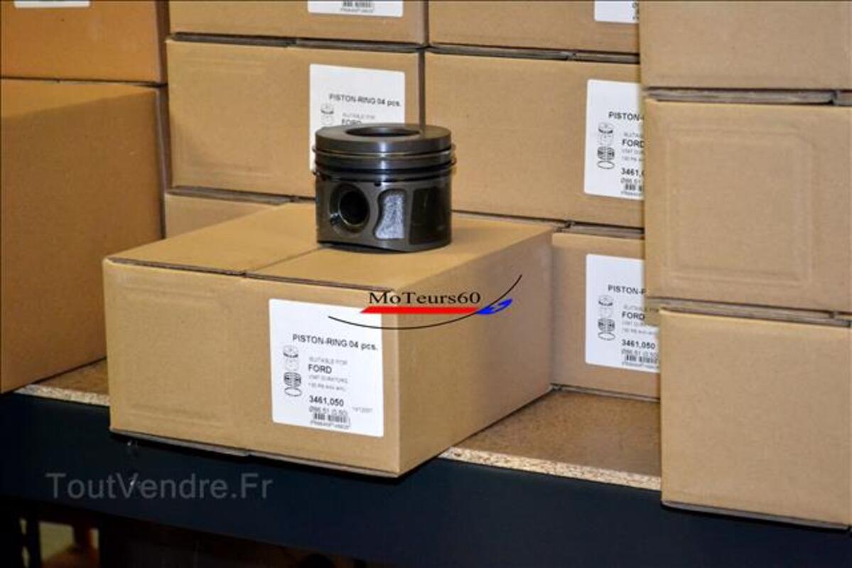 PISTONS PEUGEOT BOXER FORD TRANSIT 2.2 TDCI 100801097