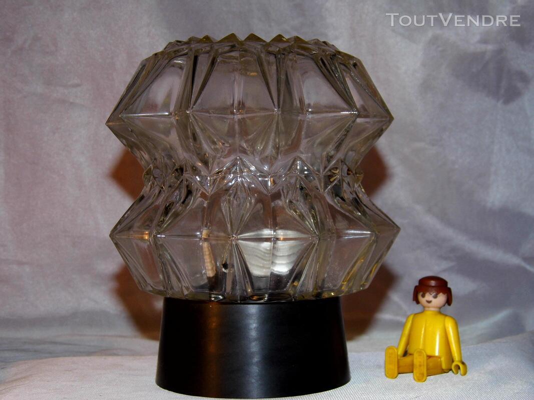 Plafonnier vintage lustre scandinave retro bakelite 308347250