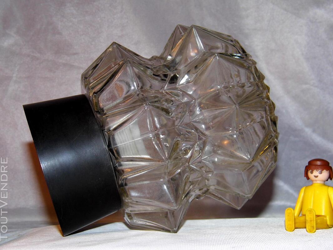 Plafonnier vintage lustre scandinave retro bakelite 308347253