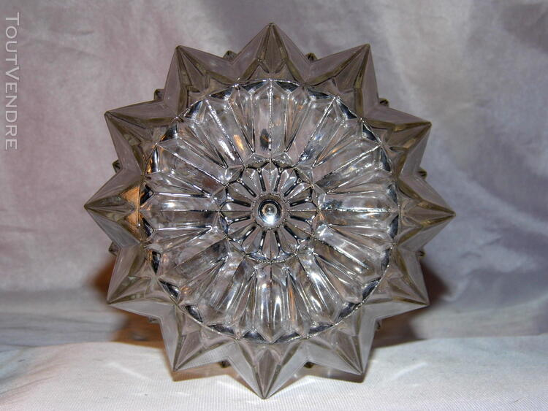 Plafonnier vintage lustre scandinave retro bakelite 308347256