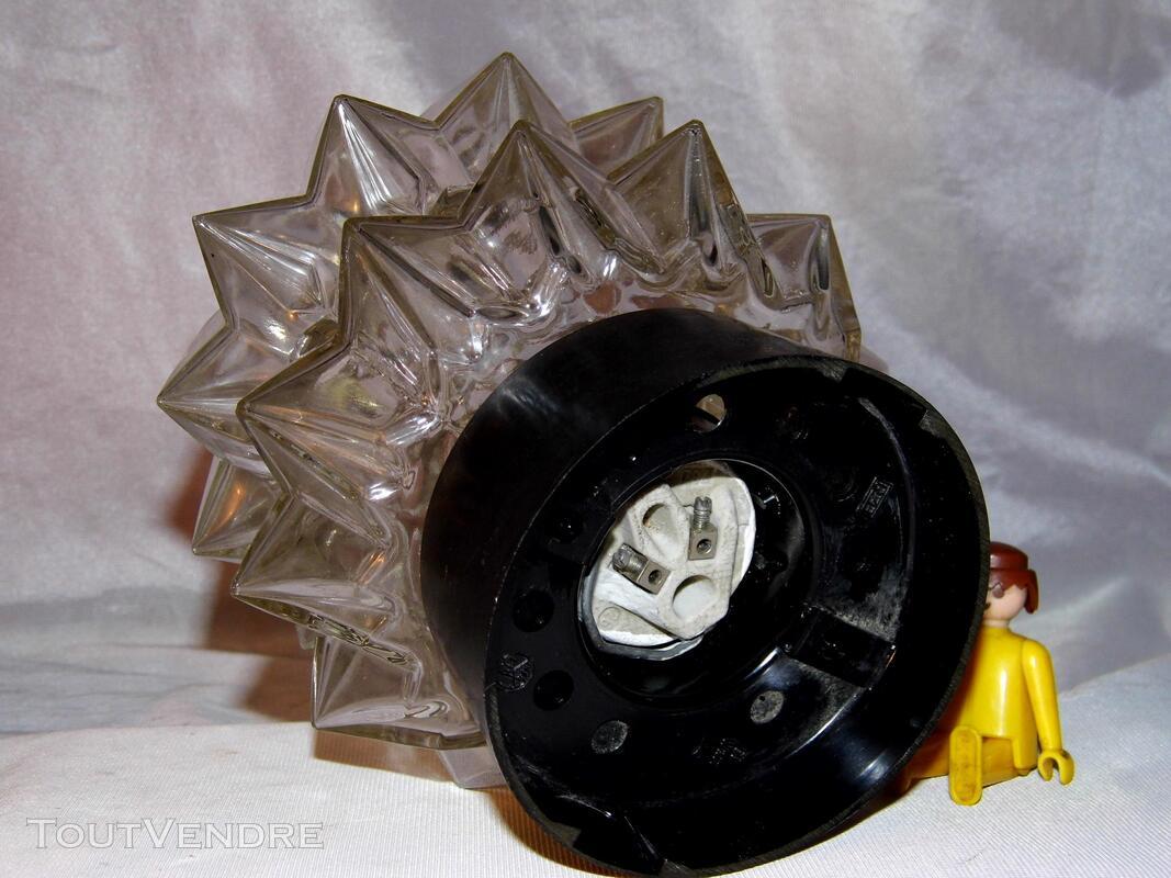 Plafonnier vintage lustre scandinave retro bakelite 308347259