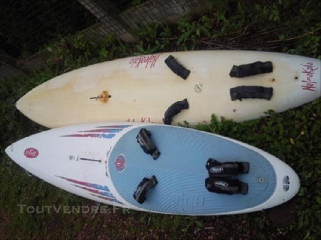 Planches à voiles, speed sail, wishbones, mats, etc.. 84785238