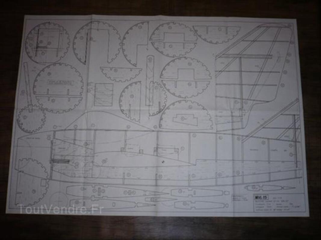 Plans aéromodélisme 56277351