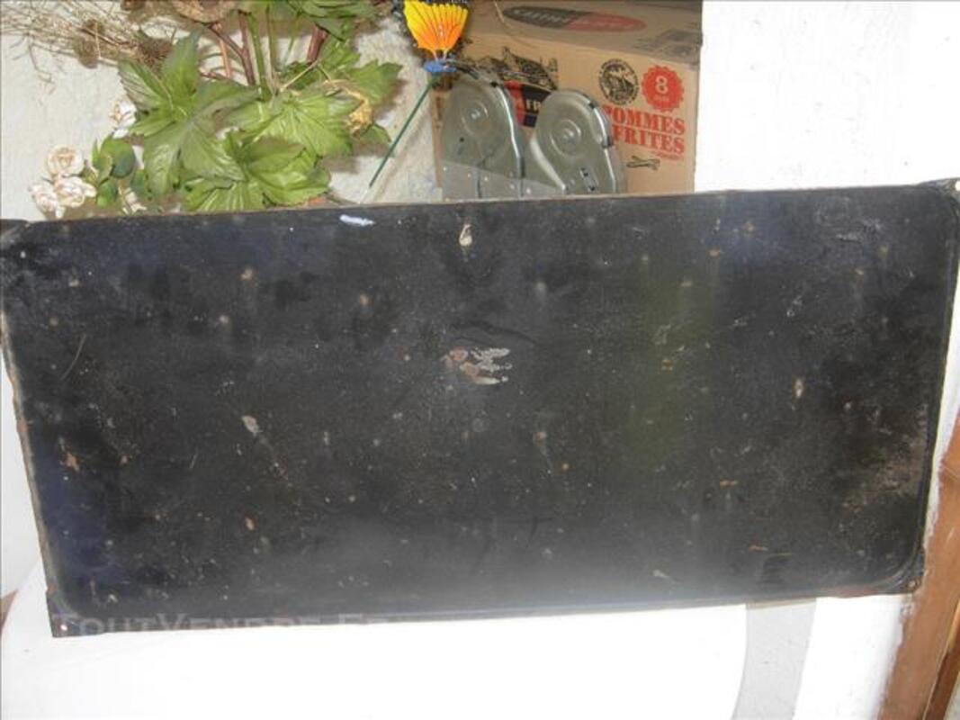Plaque émaillée Martini ancienne 84351209