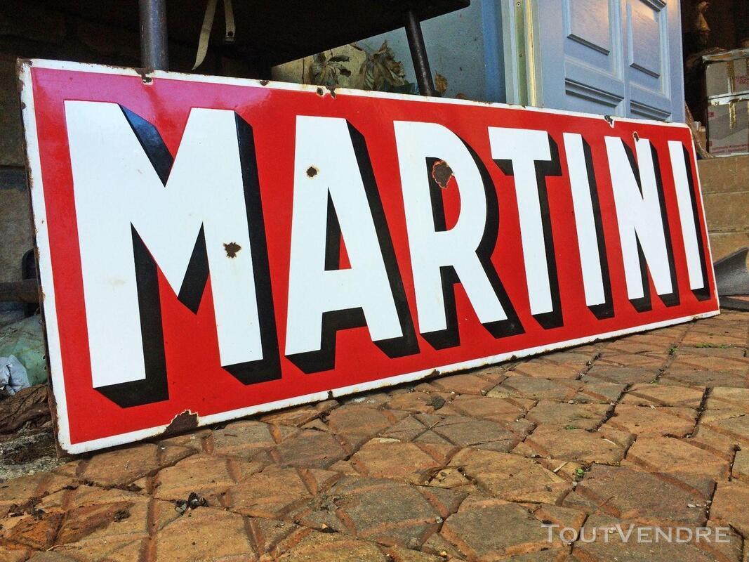 Plaque émaillée Martini 440211226