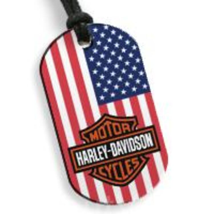 Plaque militaire GI Harley Davidson 34453544