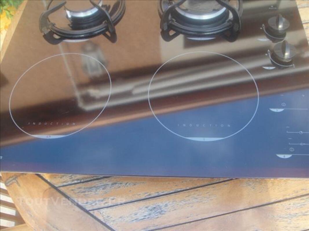 PLAQUE MIXTE INDUCTION ET GAZ BRANDT TI 313B51 84848121