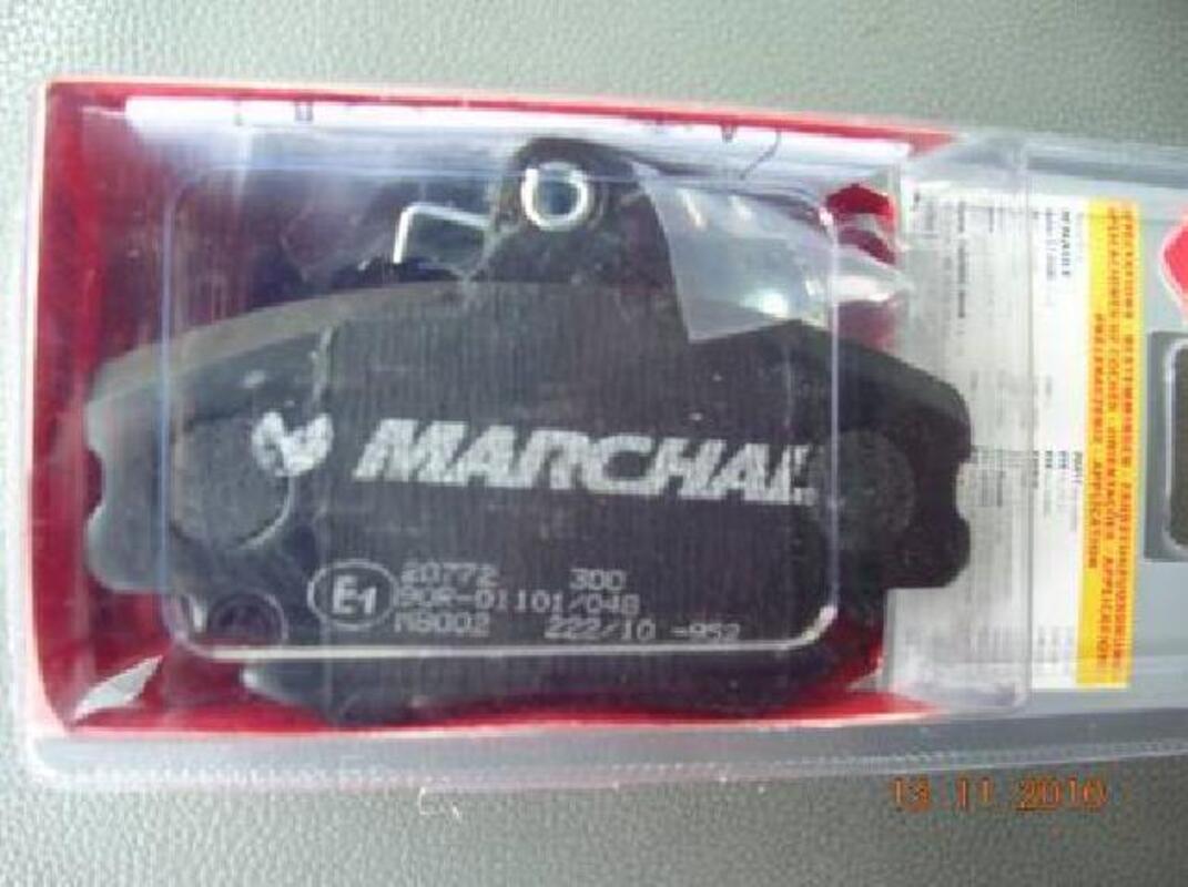 PLAQUETTES DE FREIN MARCHAL P30 89507459