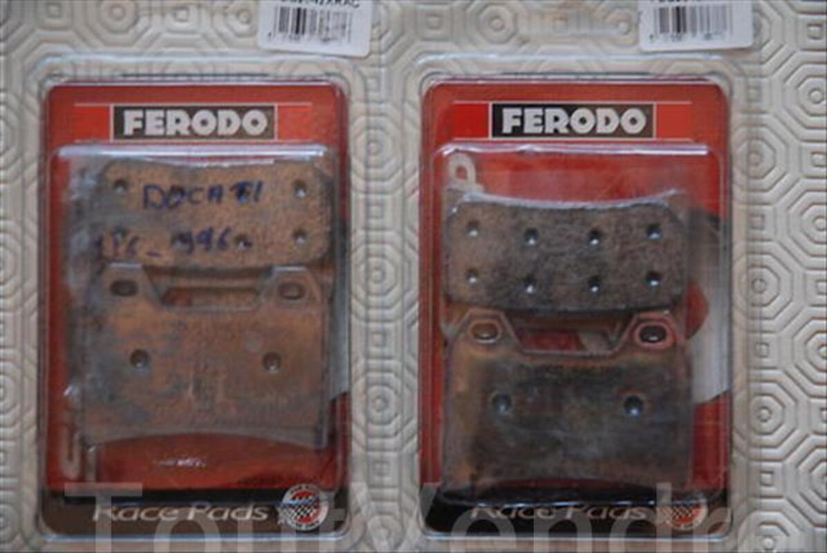 Plaquettes de Freins Ferodo Racing Aprilia- Ducati 56381081