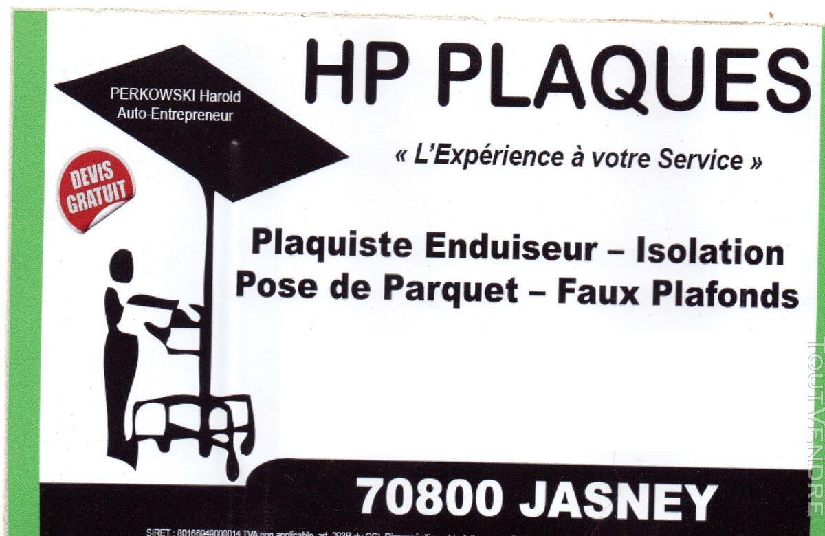 Plaquiste Enduiseur Isolation & Petite Menuiserie 128406971