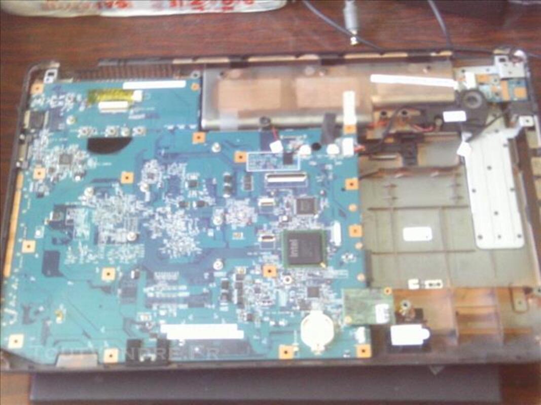 Plasturgie Acer Aspire 7736ZG 82557375