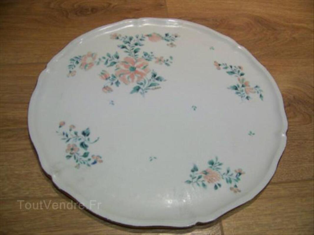 Plat en  porcelaines de limoges 86823614