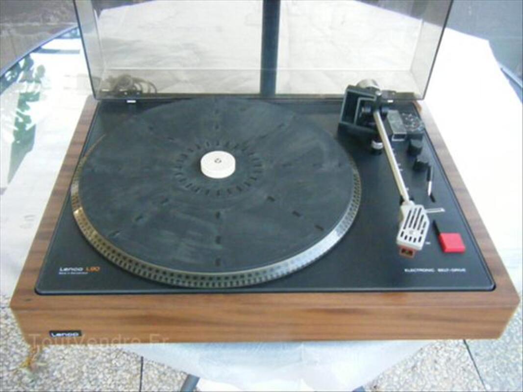 Platine vinyl lenco L-90 bon etat 64638669