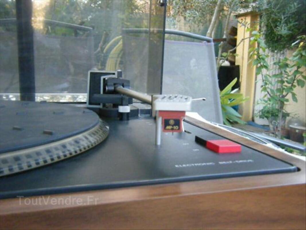 Platine vinyl lenco L-90 bon etat 64638670