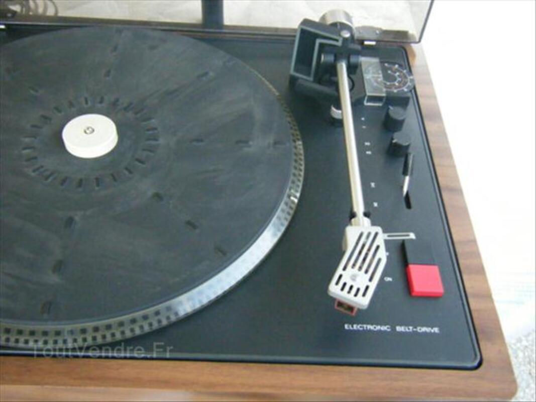 Platine vinyl lenco L-90 bon etat 64638671