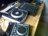 Platines CD & table de mixage ! Pack complet DJ !