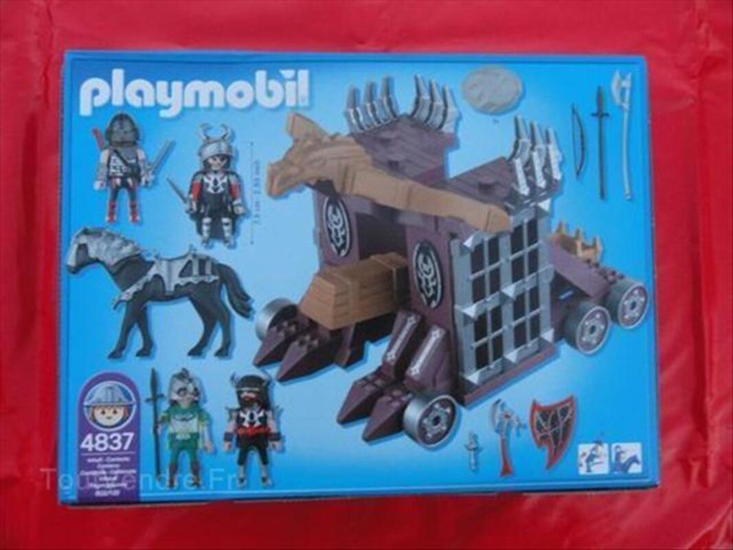 Playmobil 4837 Figurine Catapulte Géante neuf 64519754