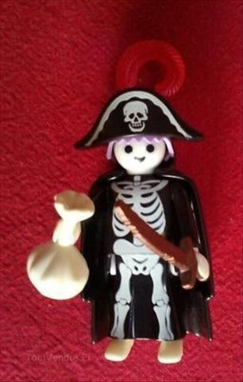 Playmobil fantome pirate phosphorescent (comme neuf) 56404865