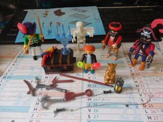 Playmobil lot ou à l'unité