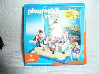 Playmobil micro magnetic boite 4333
