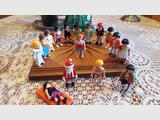 PLAYMOBILS FÉMININS PLUS LE PÈRE NOEL LOT 2