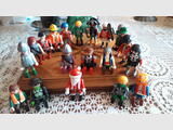 PLAYMOBILS PERSONNAGES LOT 1