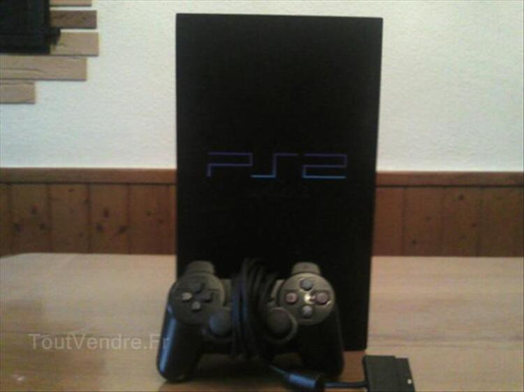 Playstation 2 + jeux 56047131