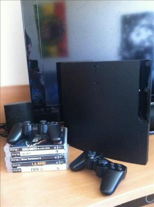 Playstation 3 slim 160GB 77427681