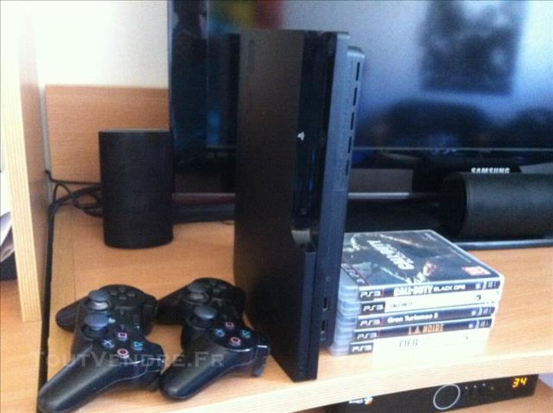 Playstation 3 slim 160GB 77427682