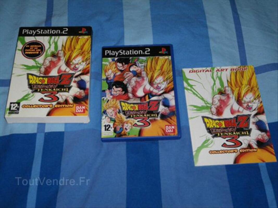 Playstation2 +carte memoire+2 manette+11 jeux 54538049