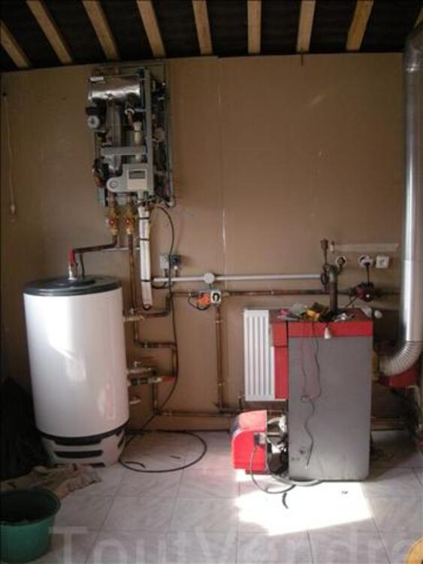 Plomberie Chauffage Ventilation Pompe à Chaleur 5362