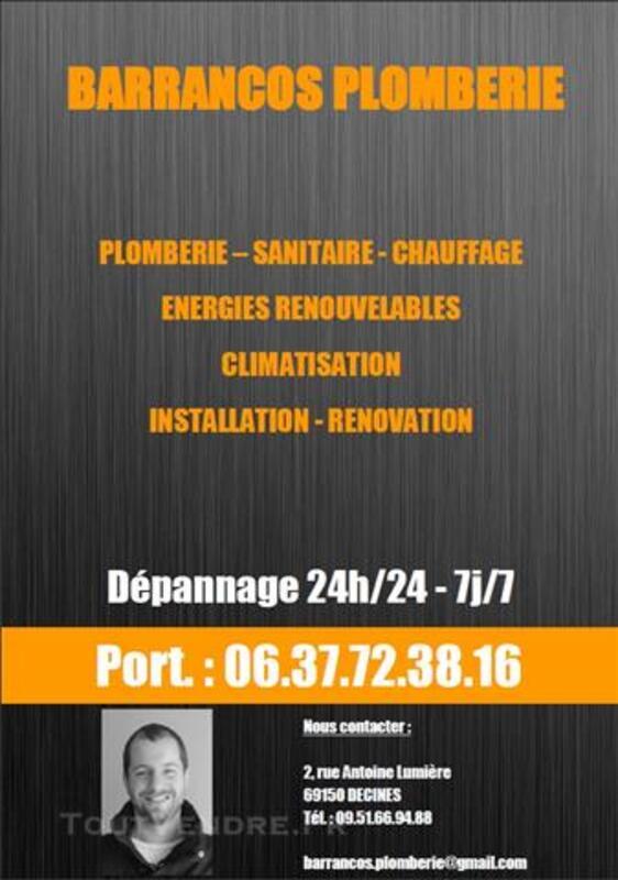 Plombier Dépannage Devis 82444046