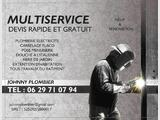 PLOMBIER MULTISERVICES