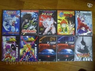 Plusieurs dvd neuf sous blister