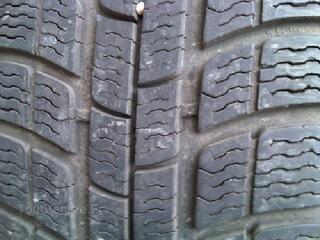 Pneus Neige Michelin 195 65 R 15 H