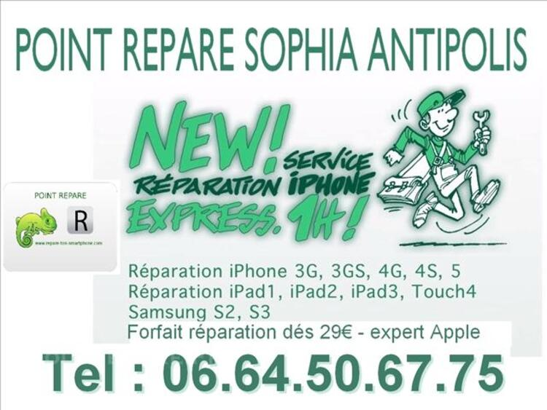POINT REPARE SOPHIA-ANTIPOLIS 76134189