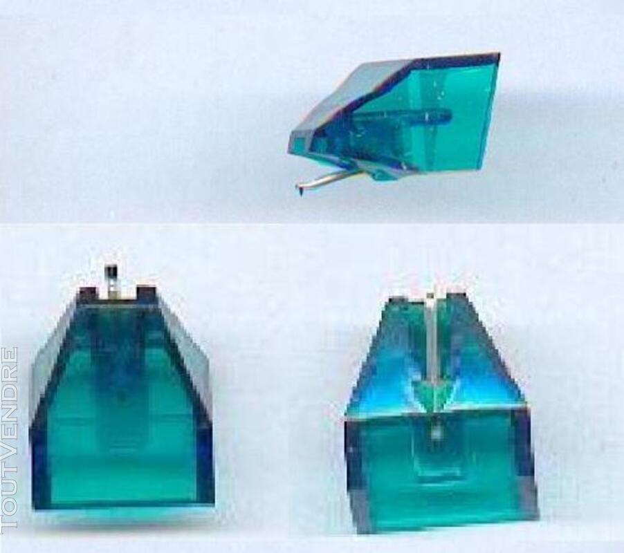 Pointe de lecture, saphir, diamant 704113546