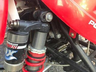 Polaris Outlaw 450 KTM