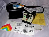POLAROID 1000 POLAROID LAND CAMERA SX 70 PHOTO VINTAGE