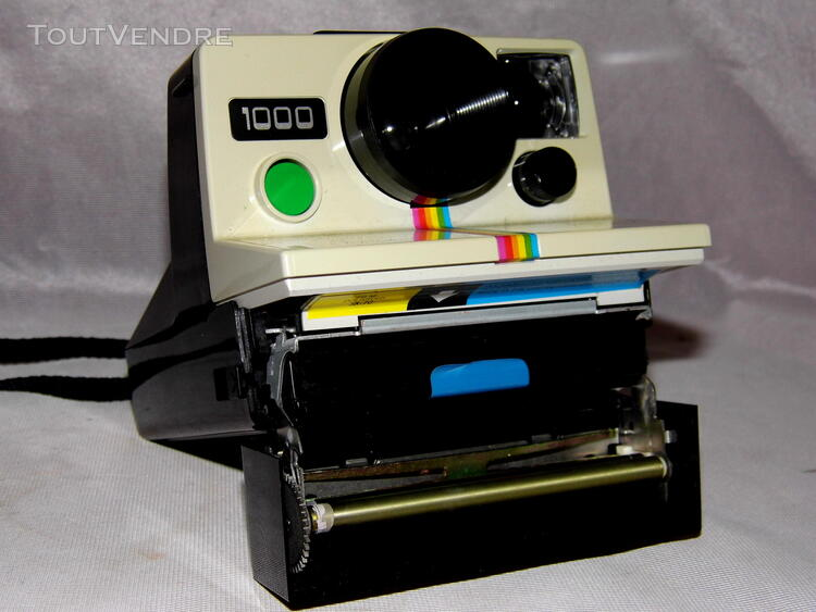 POLAROID 1000 POLAROID LAND CAMERA SX 70 PHOTO VINTAGE 167738620