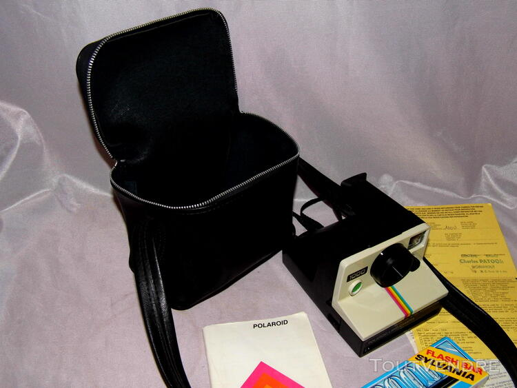 POLAROID 1000 POLAROID LAND CAMERA SX 70 PHOTO VINTAGE 167738623